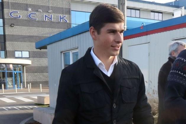 Oekraïens international op weg naar KRC Genk