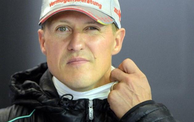 """""""Bemoedigende signalen bij Michael Schumacher"""""""