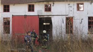 Brandstichting in oude molen in Diepenbeek