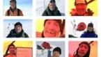 FOTO: De selfies van overleden poolreiziger Worsley