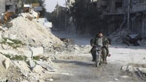 Syrisch regeringsleger nadert Aleppo