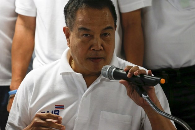 Ex-politiebaas gaat Thaise voetbalbond leiden