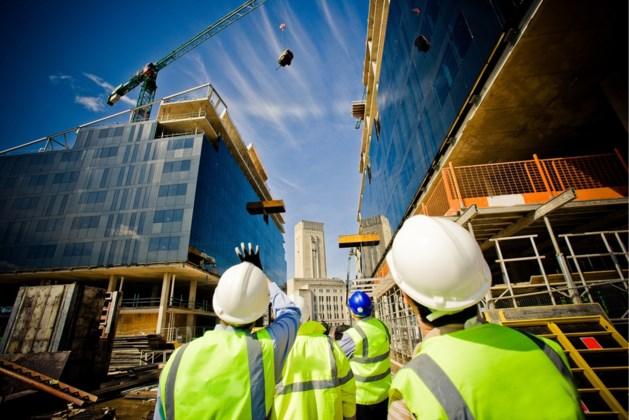 """""""Tegen 2019 dreigt verlies van 26.000 jobs in bouwsector"""""""