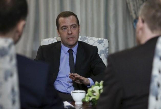 "Medvedev: ""Buitenlands grondoffensief Syrië kan tot Derde Wereldoorlog leiden"""