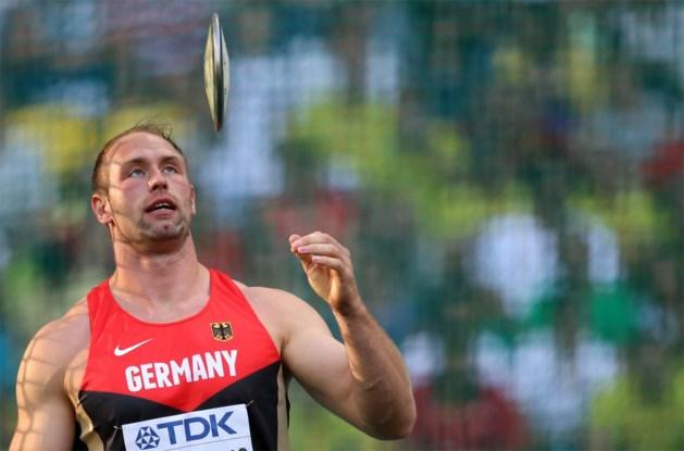 Olympisch discuskampioen Harting maakt comeback na anderhalf jaar blessureleed