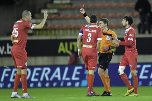 Moeskroen-Péruwelz mist Mulic tegen Gent en OHL
