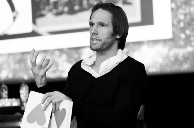 Marc Herremans te gast over 'Positief denken'