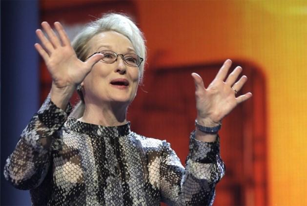 """Meryl Streep: """"We zijn eigenlijk allemaal Afrikanen"""""""