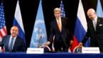 """Akkoord over geleidelijke """"stopzetting van geweld"""" in Syrië"""