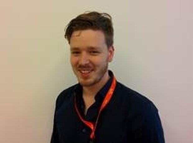 PXL-student Wouter Vandenneucker (Cr3do) wint prestigieuze Award