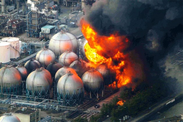 Drie ex-toplui van kerncentrale Fukushima aangeklaagd