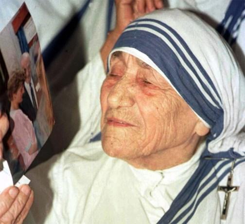 Moeder Teresa wordt op 4 september heiligverklaard