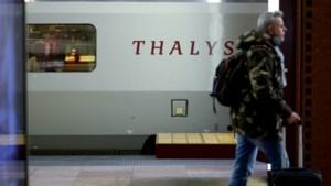 Thalys en Eurostarverkeer woensdag verstoord