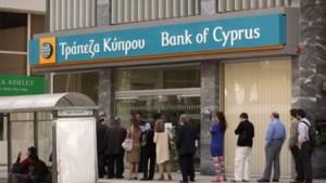Cyprus gooit reddingsboei af