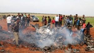 Al-Nusra haalt opnieuw gevechtsvliegtuig neer