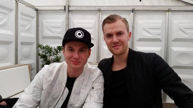 """Sam Void & Avedon voor het eerst in België: """"Je wil wel altijd indruk maken"""""""