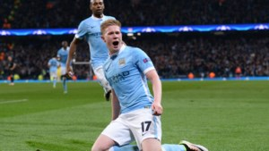 Zware dobber voor De Bruyne en co in halve finale Champions League