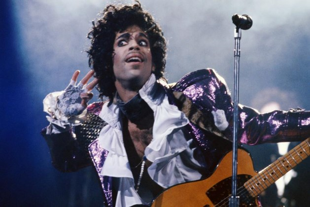 Met deze hits veroverde Prince de wereld