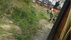Ontploffing op stoomtrein in Eeklo: twee zwaargewonden
