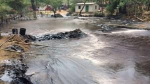 Milieuramp in El Salvador na lek van 3,5 miljoen liter stroop
