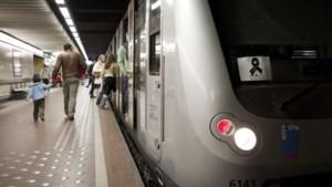 Brusselse metro gaat maandag volledig open