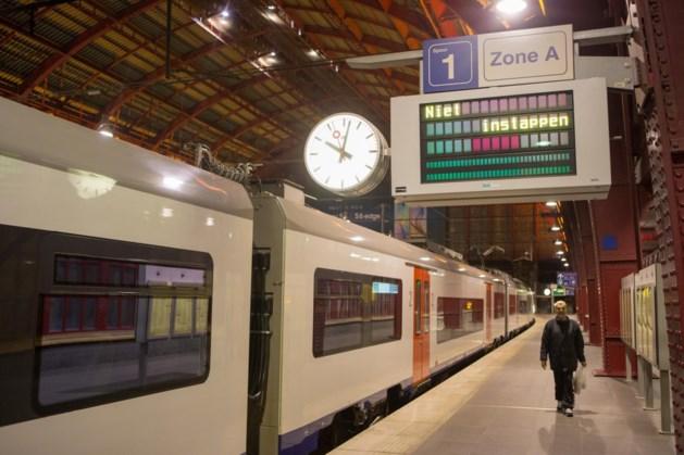 Dan toch geen toegangspoortjes in treinstations