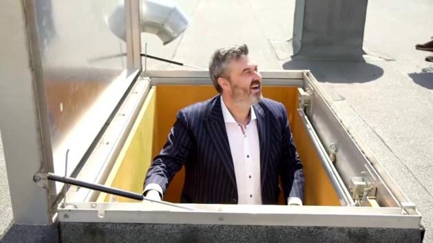 """Op het dak met Frank Bekkers: """"Neem risico's, alleen zo kom je vooruit"""""""