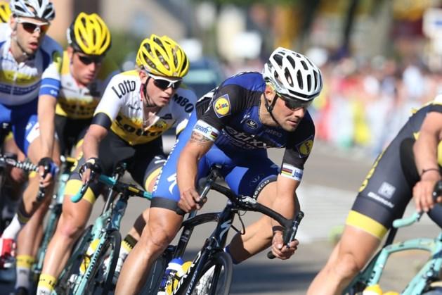 Tom Boonen trekt naar Californië om zich te mengen in de sprint