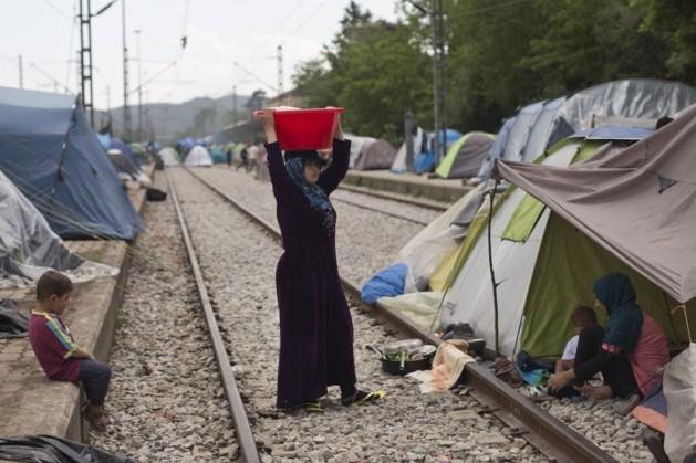 Aantal aankomende migranten in Griekenland daalde in april met 88 procent
