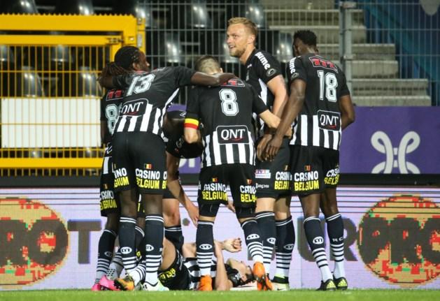 Perbet trapt Charleroi in extremis voorbij Kortrijk