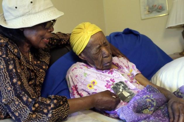 Oudste wereldburger overleden op 116-jarige leeftijd