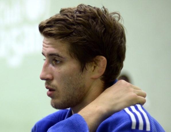 Jasper Lefevere is enige Belg die kan winnen in GP judo Almaty