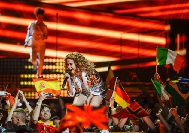 Laura Tesoro lokt net geen 1 miljoen kijkers voor halve finale Eurovisiesongfestival