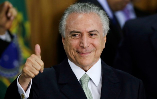 """""""We moeten de geloofwaardigheid van Brazilië herstellen"""""""