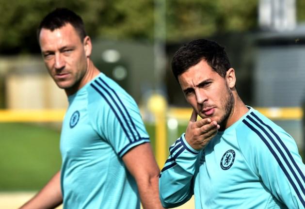 John Terry (35) mag blijven bij Chelsea, lof voor Eden Hazard