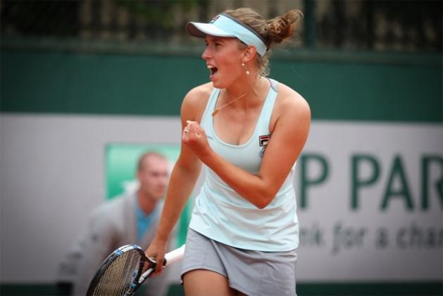 Elise Mertens neemt eerste horde in kwalificaties Roland Garros