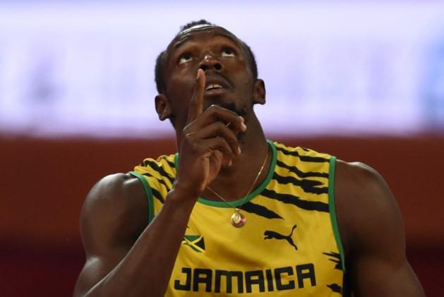 Usain Bolt in Europa om blessure te behandelen, drie maanden voor Rio
