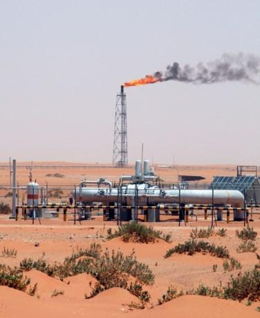Olieprijs naar hoogste peil in half jaar