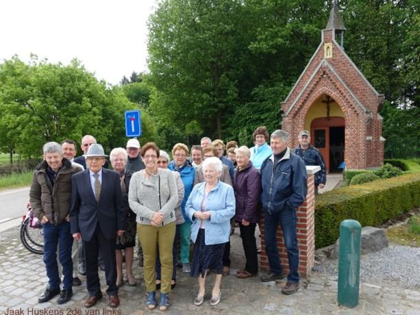 100-jarige Jaak Huskens is voorbidder in Laarderkapel Grote-Brogel