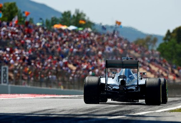 Wie test wanneer tijdens de F1-test in Barcelona?