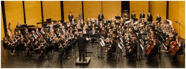 Concertband Maasmechelen in de startblokken voor Europees Harmonie Kampioenschap
