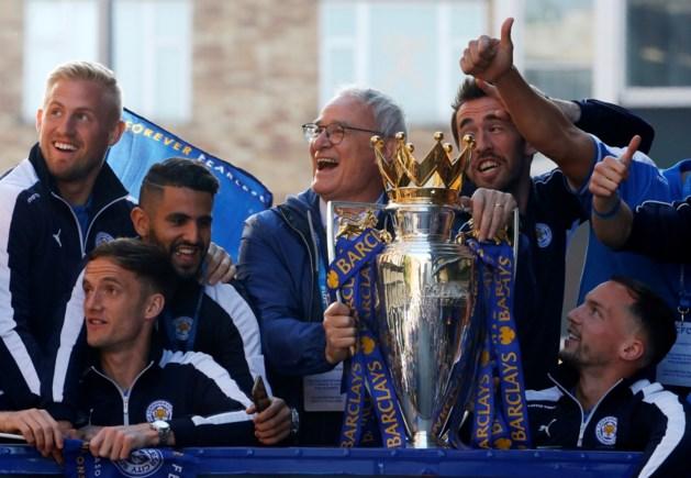 Ranieri pas derde niet-Britse 'Manager van het Jaar' in Engeland