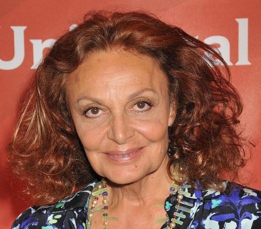 Diane von Furstenberg heeft eindelijk opvolger beet