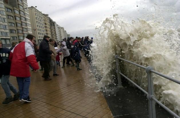 """""""Belgische kust onvoldoende beschermd tegen superstorm"""""""