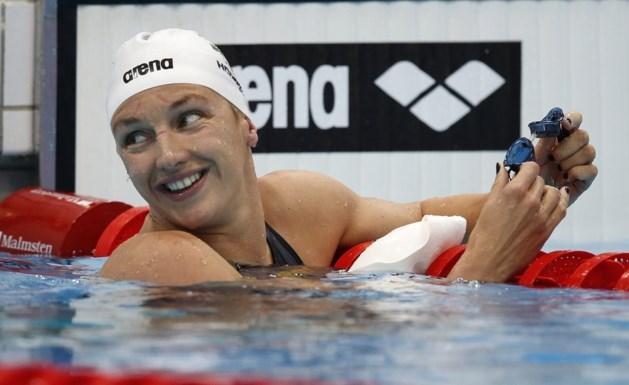 Katinka Hosszu heerst met vier titels op EK zwemmen