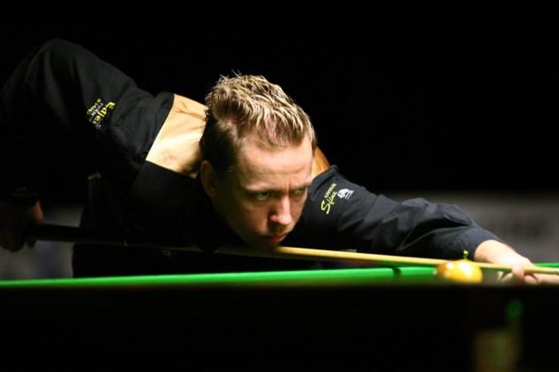 Kevin Van Hove uitgeschakeld in tweede ronde Qualifying School 2 snooker