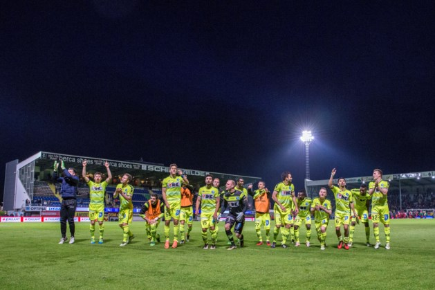 Gent wint van Oostende na laat doelpunt