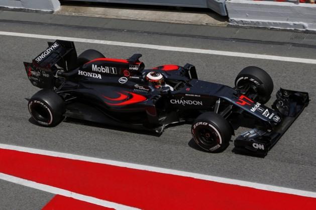 """Stoffel Vandoorne weer achter stuur van F1-wagen: """"Positieve en productieve dag"""""""