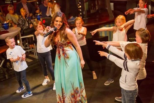Belle Perez maakt speciaal lied voor rouwende kinderen