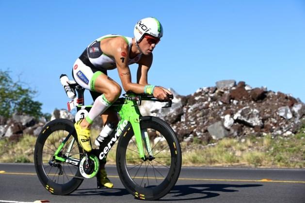 Van Lierde neemt zes weken na sleutelbeenbreuk deel aan Ironman in Nice